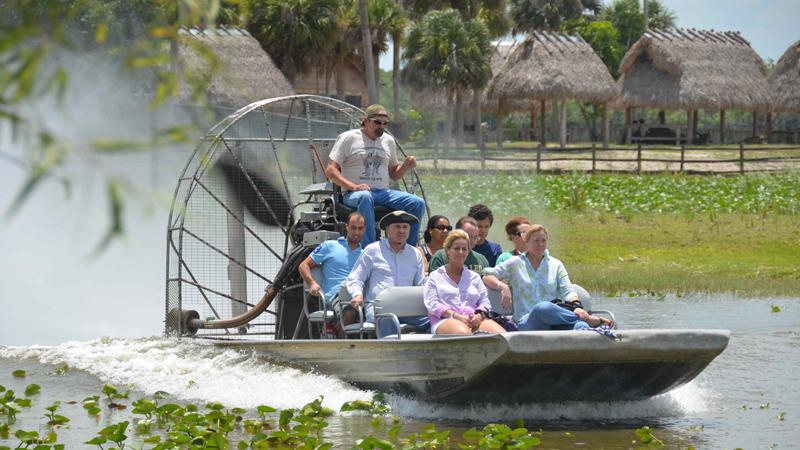 Everglades naturreservat