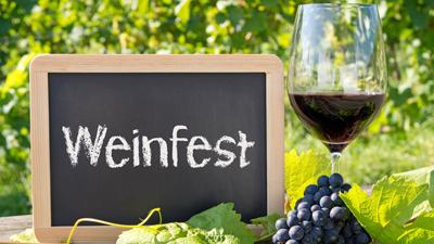 Bremen med vinfest