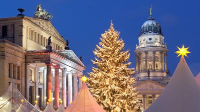 Berlin i adventstid