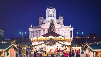 Helsingfors julmarknad