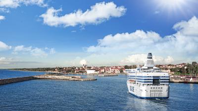 Sommarkryssning till Visby