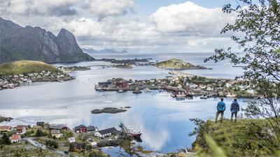 Lofoten & nya Kiruna